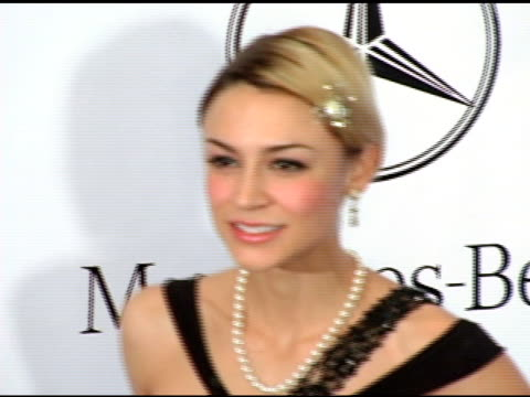 Samaire Armstrong at the 16th Annual Carousel of Hope Gala Presented By MercedesBenz Arrivals at the Beverly Hilton in Beverly Hills California on...