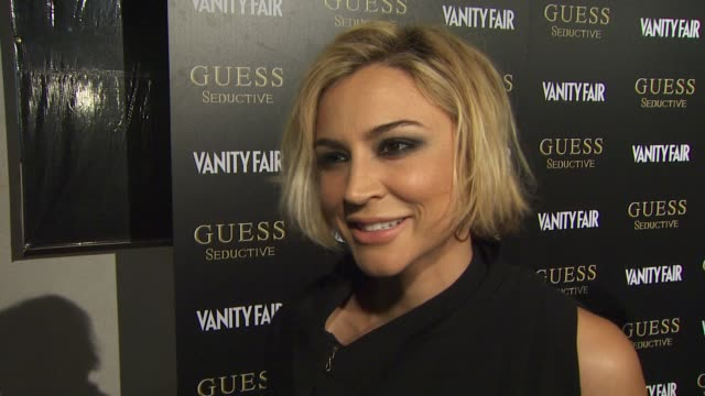 Samaire Armstrong on what brings her out tonight what make someone seductive the type of fragrance she gravitates towards and what comes to mind when...
