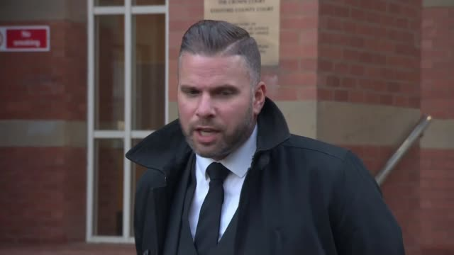 Former lover jailed for life ENGLAND Staffordshire StokeonTrent EXT Detective Inspector Dan Ison speaking to press SOT