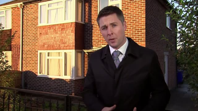 Former lover jailed for life ENGLAND Staffordshire StokeonTrent EXT Reporter to camera SOT