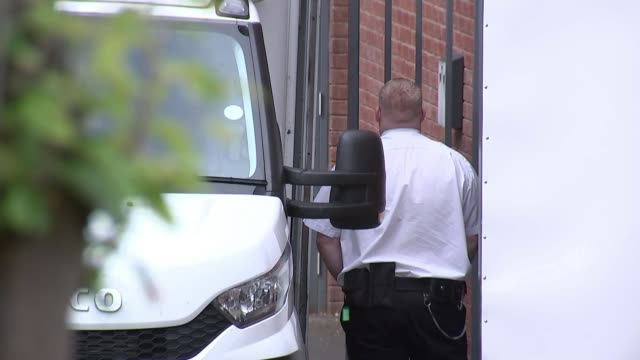 Michael Stirling appears in court ENGLAND Staffordshire NewcastleunderLyme Michael Stirling charged with the murder of midwife Samantha Eastwood...