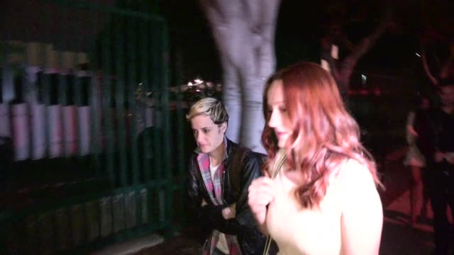 samantha ronson at nylon smashbox party in west hollywood 04/10/12 samantha ronson at nylon smashbox party in west ho on april 10 2012 in los angeles... - culver city stock videos & royalty-free footage
