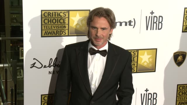 Same Trammell at Broadcast Television Journalists Association's 3rd Annual Critics' Choice Television Awards on 6/10/2013 in Beverly Hills CA
