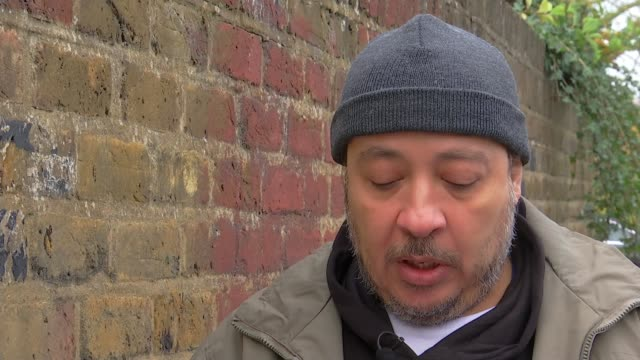 police offer reward for further information ENGLAND London EXT Samer Sidhom interview SOT Forest Gate Chestnut Avenue Detective Chief Inspector Mark...