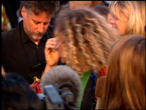 sammy hagar at the 'twister' premiere on may 8 1996 - twister 1996 film stock videos and b-roll footage