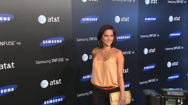 Samsung Infuse 4G For ATT Launch Event Featuring Nicki Minaj Los Angeles CA United States 5/12/11