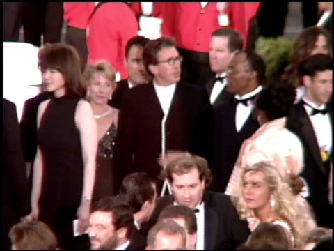 samuel l jackson at the 1995 academy awards arrivals at the shrine auditorium in los angeles, california on march 27, 1995. - 67th annual academy awards stock videos & royalty-free footage