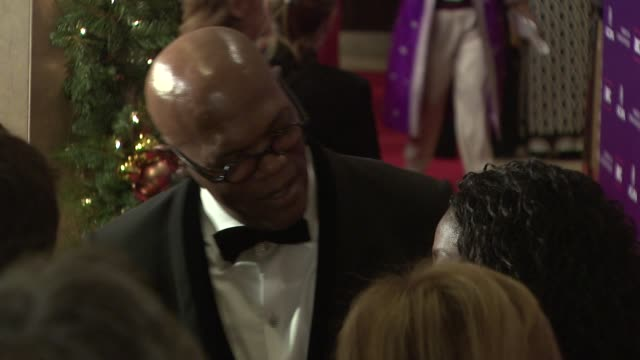 Samuel L Jackson at the 2008 Presentation of the 23rd Annual American Cinematheque Award at Los Angeles CA