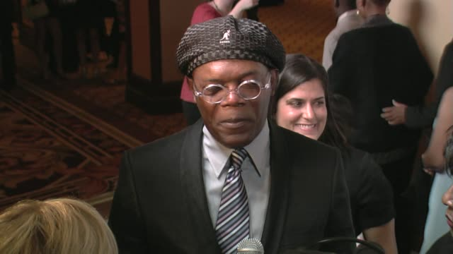 Samuel L Jackson at the 29th Annual The Gift of Life Gala at the Hyatt Regency Century Plaza Hotel in Beverly Hills California on May 18 2008
