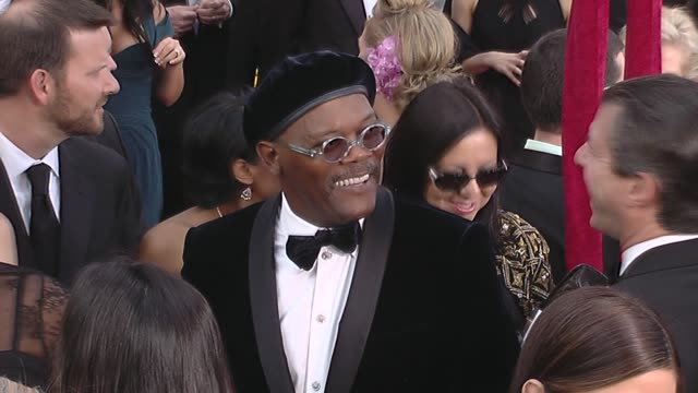 Samuel L Jackson at the 82nd Annual Academy Awards Arrivals Part 2 at Los Angeles CA