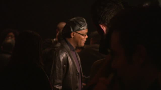 Samuel L Jackson at the UK Spirit launch party arrivals at London