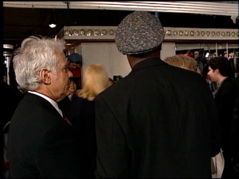 samuel l jackson at the 'us marshals' premiere at fox westwood village in los angeles, california on march 4, 1998. - westwood village stock videos & royalty-free footage