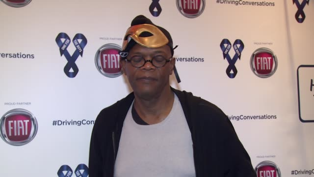 Samuel L Jackson on April 30 2016 in London England