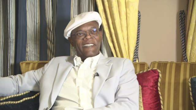INTERVIEW Samuel L Jackson reflects on his lifetime achievement award and past work at 2016 Dubai International Film Festival Day 3 at Madinat...