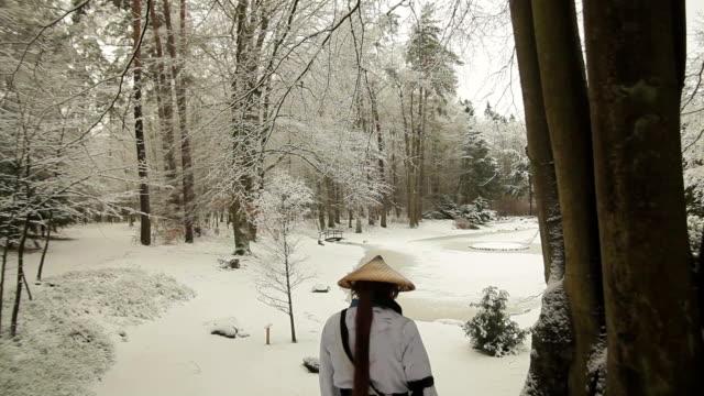 samurai - samurai stock videos & royalty-free footage