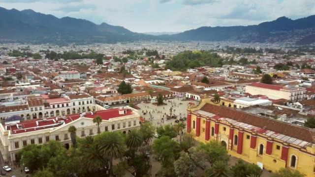 san cristóbal de las casas in chiapas, mexiko - chiapas stock-videos und b-roll-filmmaterial