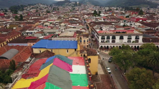 San Cristobal de las Casa Aerial video