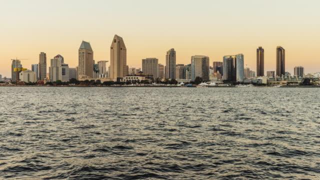 San Diego Bay Timelapse