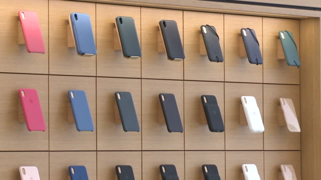 kswb san diego ca us electronic devices for sale in apple store in san diego on monday august 5 2019 - apple store stock videos & royalty-free footage