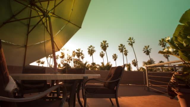 San Diego Sunset Moving Timelapse
