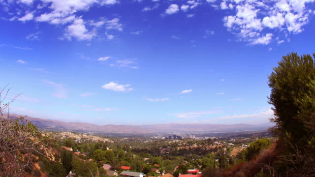 san fernando valley - hd video - studio city stock videos & royalty-free footage
