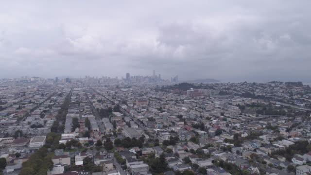 San Francisco Aerial Cityscape