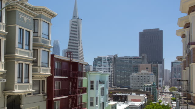 San Francisco Architecture -- New and Old