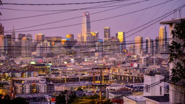 カリフォルニア州サンフランシスコ - フェリービルディング点の映像素材/bロール