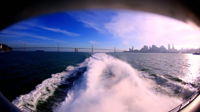 san francisco, ca - ferry stock videos & royalty-free footage