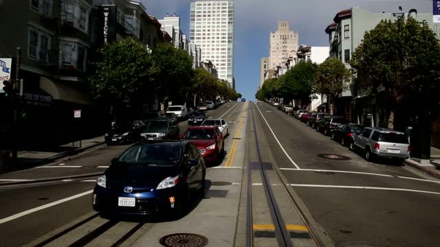 サンフランシスコケーブルカー