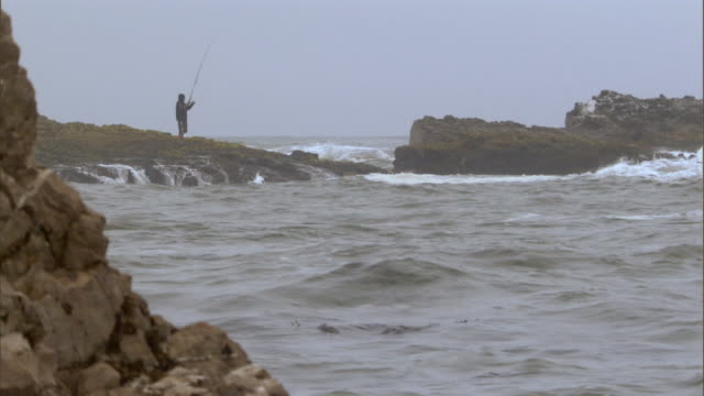 san francisco, cafishing on the ocean - unknown gender stock videos & royalty-free footage
