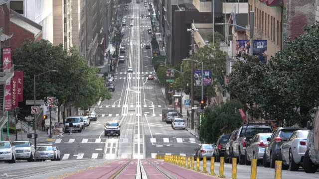 san francisco california street - san francisco bay area stock videos & royalty-free footage