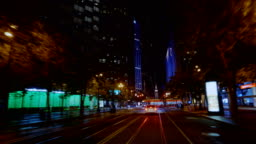 San Francisco in the night