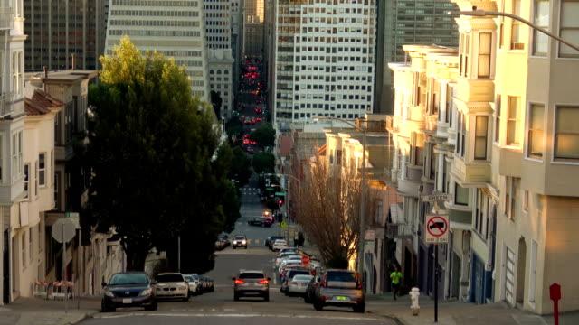 サンフランシスコビクトリア様式の家