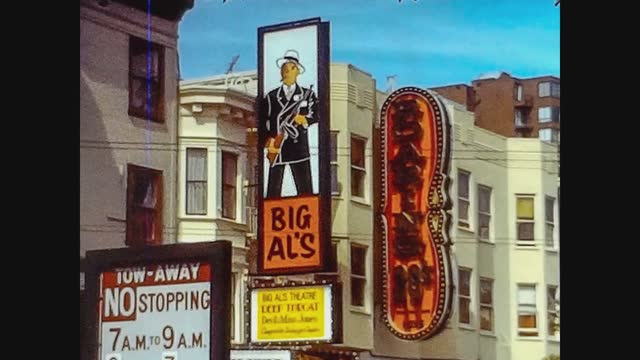san francisco - 1970 1979 stock videos & royalty-free footage