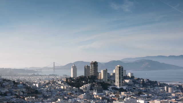 san francisco views - bay of water stock videos & royalty-free footage