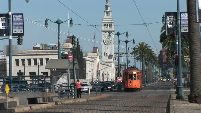 San FranciscoTram transportation in San Francisco United States