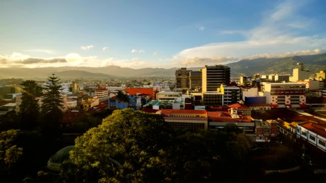 san jose, costa rica - costa rica stock videos & royalty-free footage