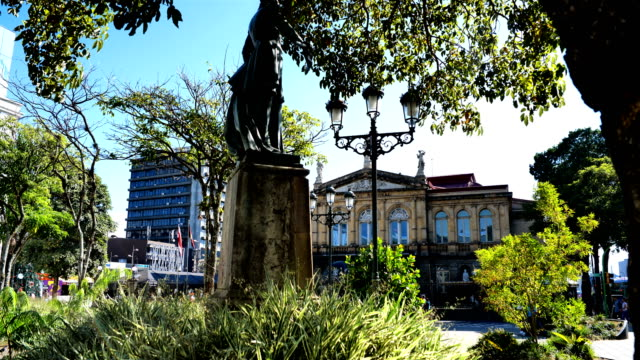 san jose, costa rica - san jose costa rica stock videos & royalty-free footage