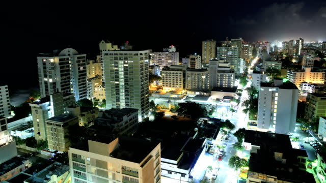 San Juan, Puerto Rico 4K 30P