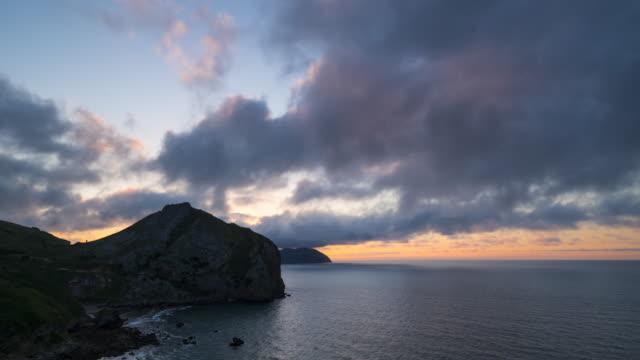 San Julian beach, Cantabrian Sea, Liendo Valley, Cantabria, Spain, Europe