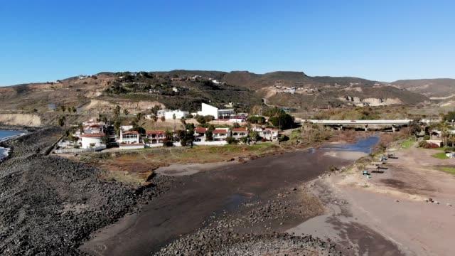 san miguel - penisola di bassa california video stock e b–roll