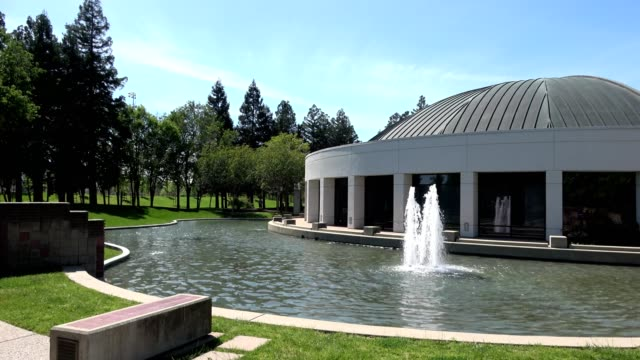 vidéos et rushes de san ramon central park - centre culturel