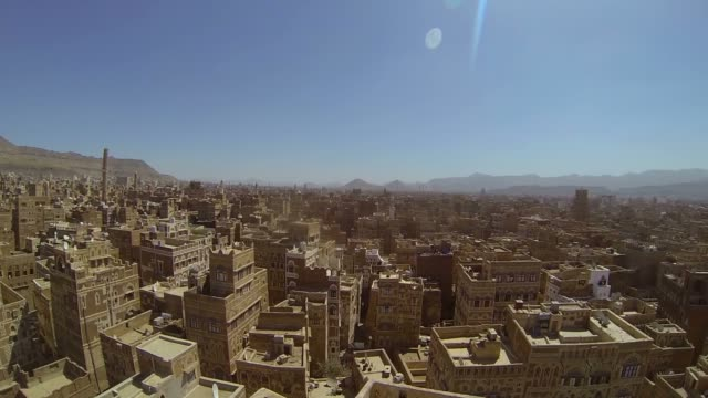 sanaa yemen - social history stock videos & royalty-free footage