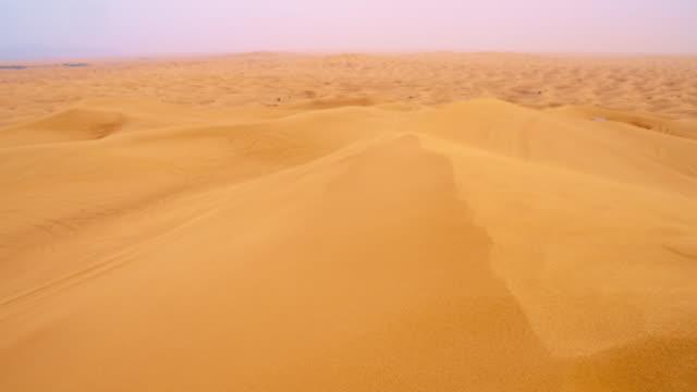 SLO MO Sand dunes in Dubai
