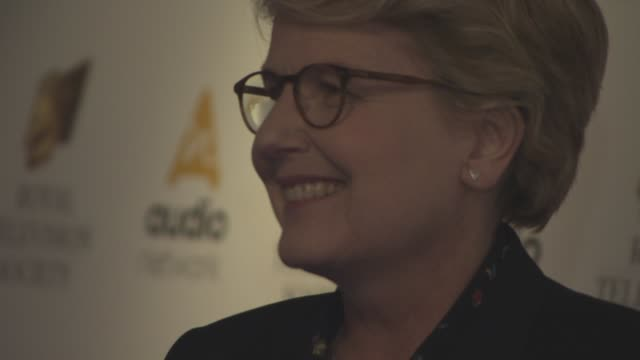 sandi toksvig at the royal television society programme awards on march 21 2017 in london england - sandi toksvig stock videos & royalty-free footage