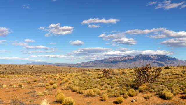 sandia mountains near albuquerque - new mexico stock videos & royalty-free footage