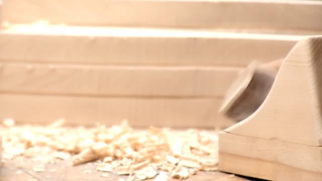 sanding wood - sander stock videos & royalty-free footage