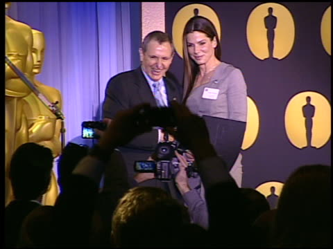 Sandra Bullock at the 82nd Academy Awards Nominees Luncheon at Beverly Hills CA