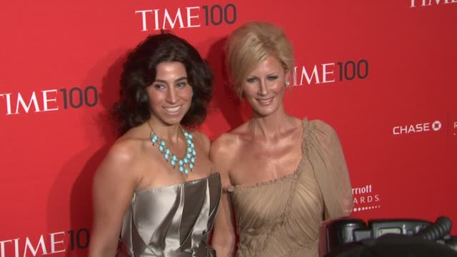 Sandra Lee and Alexandra Stanton at the TIME 100 Gala TIME'S 100 Most Influential People In The World at New York NY